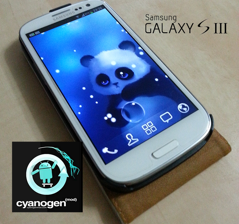 CM10.1 for Galaxy S3 i9300