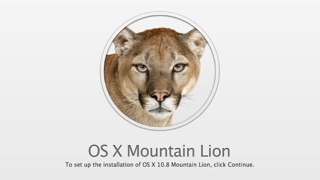 Create Mountain Lion USB installation from Windows