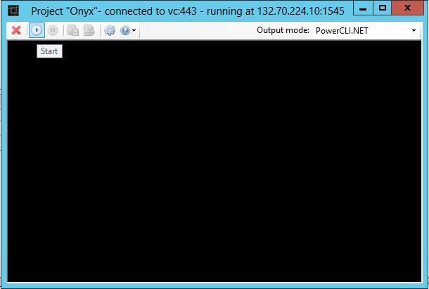 VMware Onyx